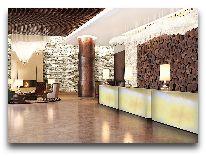 отель Park Chalet: Лобби- бар