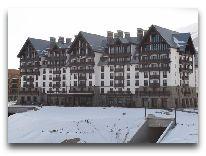 отель Park Chalet: Фасад