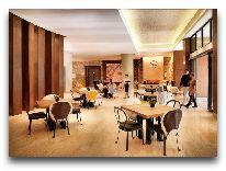 отель Park Chalet: Кафе Mocca