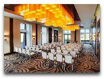 отель Park Chalet: Конференц зал