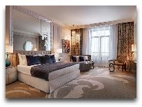 отель Park Chalet: Номер Deluxe King Balkon