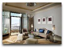 отель Park Chalet: Номер Deluxe TWIN Balkon