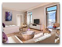 отель Park Chalet: Номер Mansard Suite
