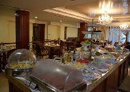 отель Park Hotel Bishkek: Шведский стол