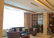 отель Park Hotel Bishkek: Холл отеля