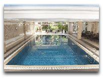 отель Park Hotel Bishkek: Бассейн
