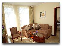 отель Park Hotel Bishkek: Номер Business Suite