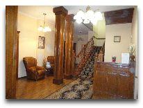 отель Отель Парк: Reception