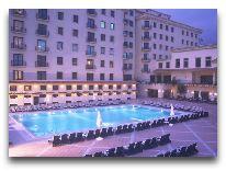 отель Hyatt Regency Baku: Бассейн отеля