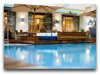 отель Hyatt Regency Baku: Клуб Oasis открытый бассейн
