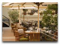 отель Hyatt Regency Baku: Летняя терраса