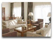 отель Hyatt Regency Baku: Номер Luxe