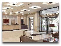 отель Hyatt Regency Baku: Ресепшн