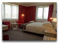 отель Park Inn by Radisson Krakow: Двухместный номер
