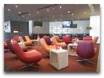 отель Park Inn by Radisson Krakow: Bar & Grill