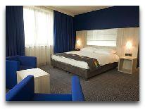 отель Park Inn by Radisson Krakow: Номер Джуниор Сьют