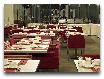 отель Park Inn by Radisson Krakow: Ресторан отеля