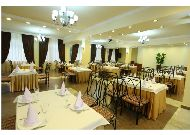 отель Park Resort Aghveran: Ресторан