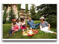отель Park Resort Aghveran: Территория отеля