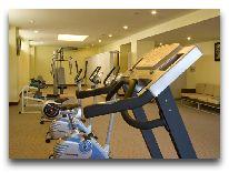 отель Park View Hotel Hue: Фитнес-центр