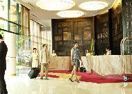 отель Parkroyal Saigon Hotel: Холл