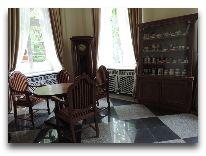отель Pawilon Edward (Cieplice): Интерьер отеля