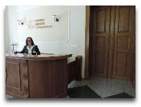 отель Pawilon Edward (Cieplice): Ресепшен
