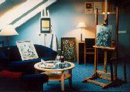 отель Perkuno Namai: Номер Artist Suite