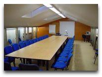 отель Perkuno Namai: Конференц-зал