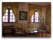 отель Phu Hai Resort: Garden View Villa 2-3 pax - гостиная