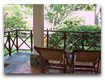 отель Phu Hai Resort: Garden View Villa 2-3 pax - терраса