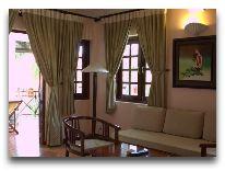 отель Phu Hai Resort: Garden View Villa 4-5 pax - гостиная