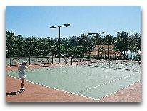 отель Phu Hai Resort: Теннисные корты
