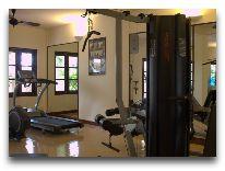 отель Phu Hai Resort: Фитнес-центр