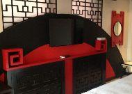 отель Нotel Piazza: в номере «Chinese style»