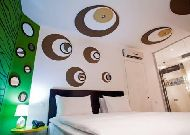 отель Нotel Piazza: Номер «Pop art»
