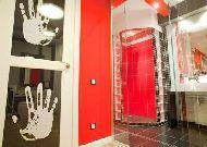 отель Нotel Piazza: Ванная в номере Аvangard