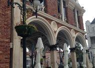 отель Нotel Piazza: Кафе в отеле