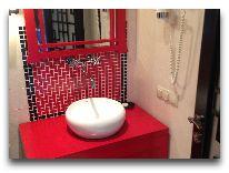 отель Нotel Piazza: Ванная комната в номере «Chinese style»