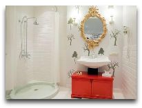 отель Нotel Piazza: ванная в номере «Retro»