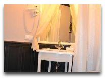 отель Нotel Piazza: Ванная «Shabby chic»