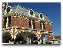 отель Нotel Piazza: Вид на ресторан