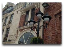 отель Нotel Piazza: Фасад отеля