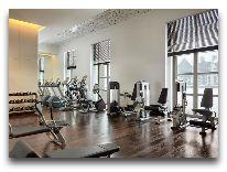 отель Pik Palace: Фитнес центр
