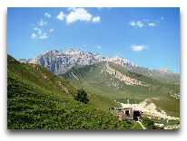 отель Pik Palace: Вид на горы