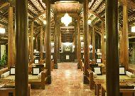 отель Pilgrimage Village Boutique Resort & Spa Hotel: Reception