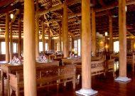 отель Pilgrimage Village Boutique Resort & Spa Hotel: Ресторан