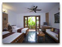 отель Pilgrimage Village Boutique Resort & Spa Hotel: Deluxe room