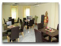 отель Pils: Зал для завтрака