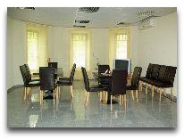 отель Pils: Зал для зватрака